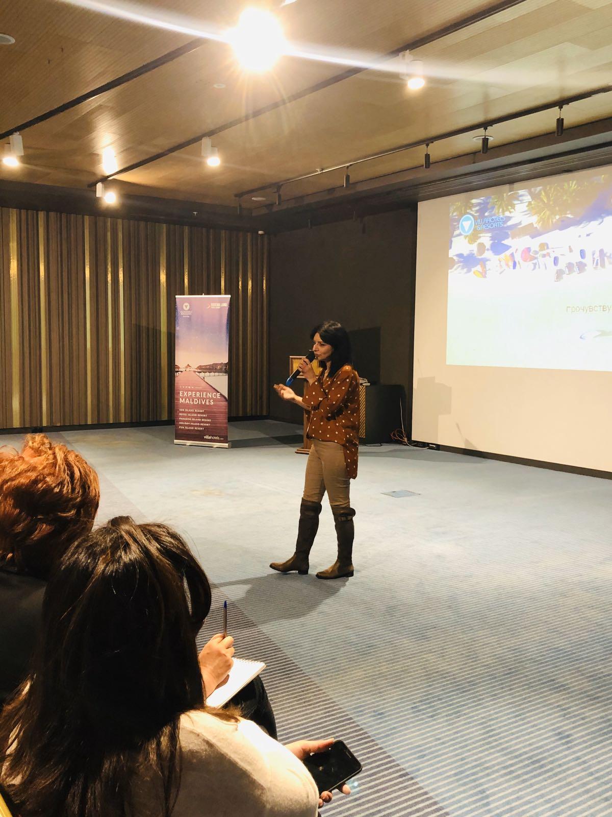 Presentation Villa Hotels Group Maldives