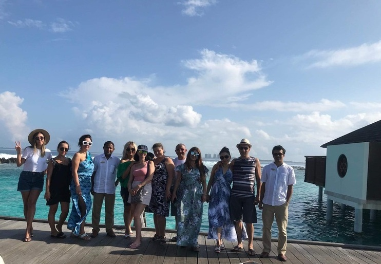 FAM TRIP TO MALDIVES 2019