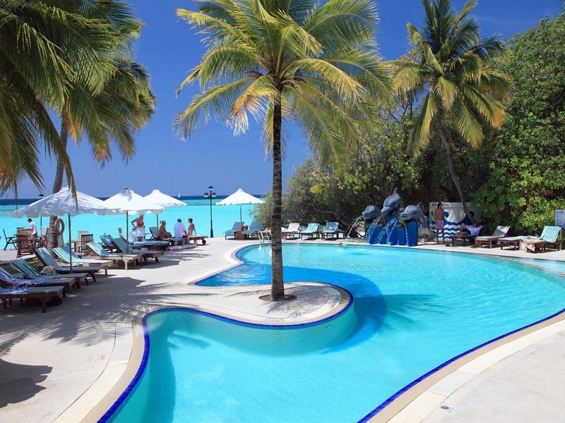 MALDIVES PARADISE ISLAND 5*