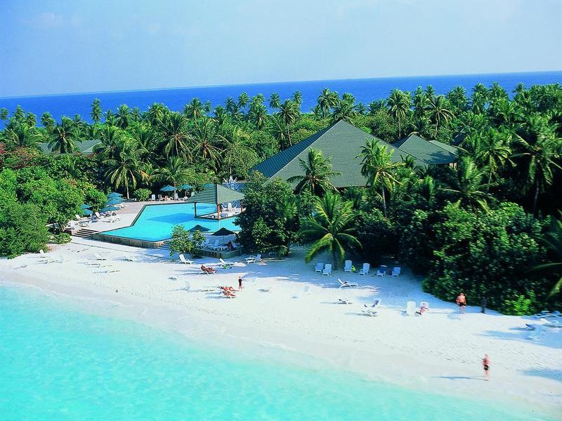 MALDIVES ADAARAN MEEDHUPPARU 4*