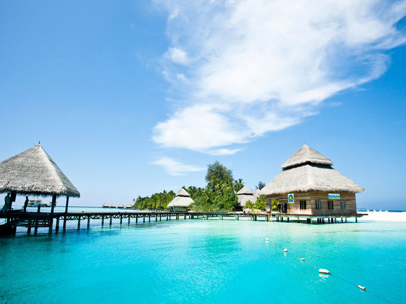 MALDIVES ADAARAN CLUB RANNALHI 4*