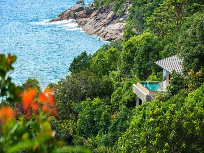 SEYCHELLES FOUR SEASONS RESORT