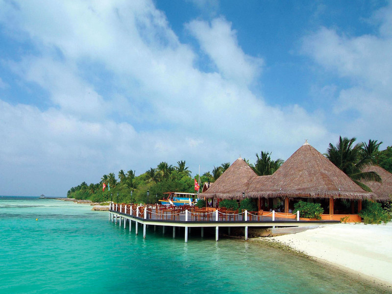 Maldives Select Hudhuranfushi 4*