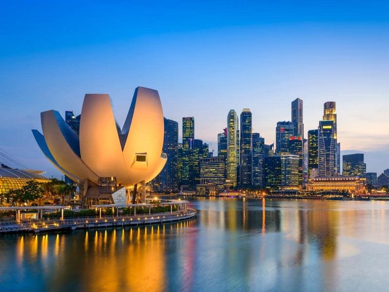 SINGAPORE 8 DAYS