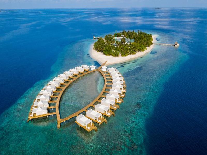 MALDIVES SANDIES BATHALA 4*